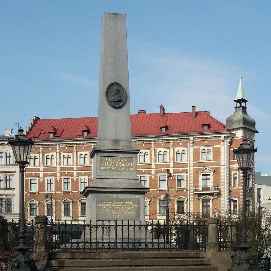 pomnik-Floriana-Straszewskiego Blog